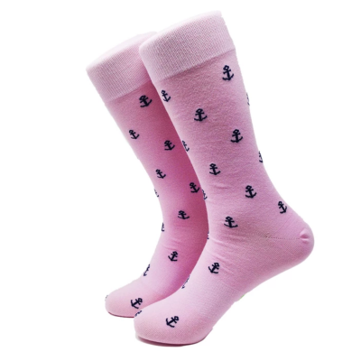Anchor Socks - Men's Mid Calf