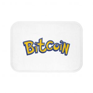 Bitkemon Bath Mat