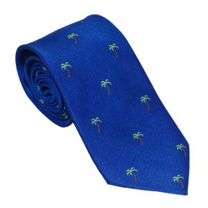 Palm Tree Necktie