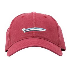 Whaler on Weathered Red Hat