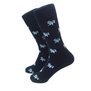 Adirondack Chair Socks - Men's Mid Calf