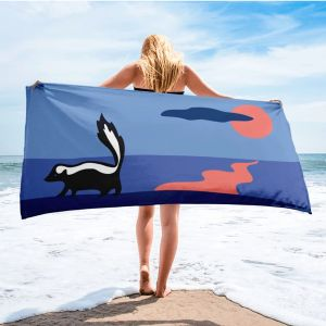 Skunk Towel