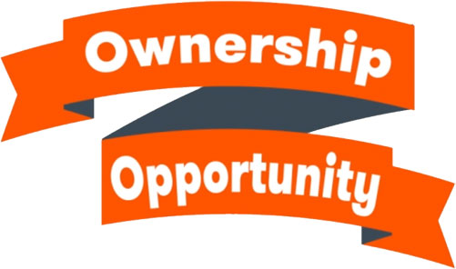 ownership opportunity badge